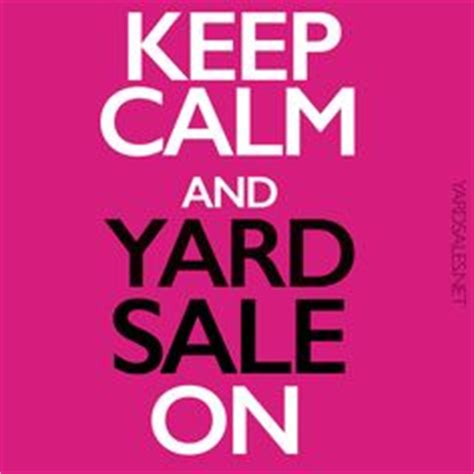 Yard Sale Meme - 11 signs you might be addicted to yard sales blog