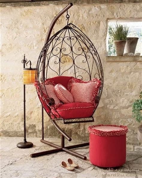 Hanging Birdcage Chair Wiszące Fotele