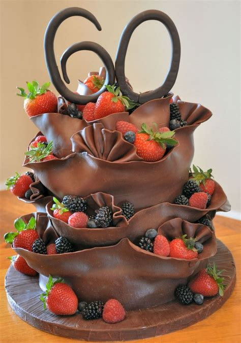 Soloco Chocolate Sky Fruit chocolate and fruit birthday cake on cake central cake fruit birthday cake