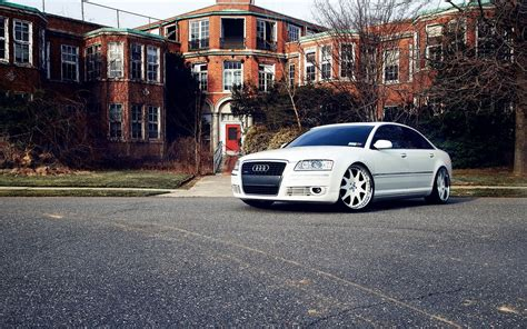 white audi a8 wallpapers and images wallpapers pictures