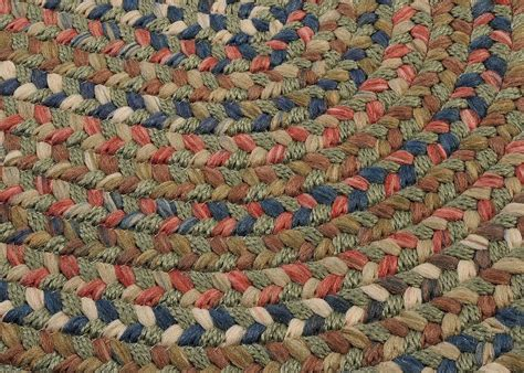 Clearance Braided Rugs by Colonial Mills Cedar Cove Braided Area Rug Collection