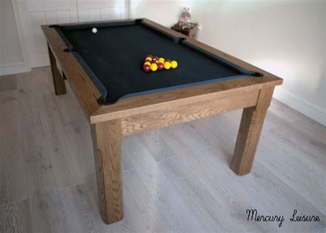 Pool Tables Convert To Dining Table Dining Table Pool Tables Uk Manufacturer Oak Walnut Teak Ash Or Throughout Converts To Plans 6
