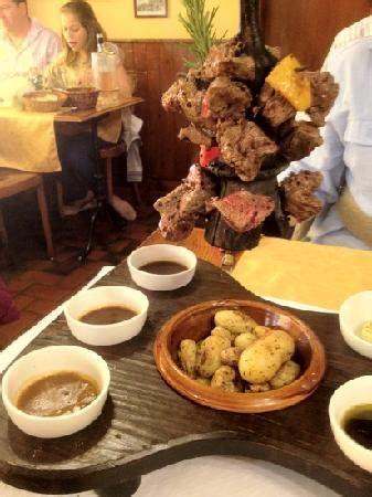 potence cuisine la potence avant flambage picture of restaurant du