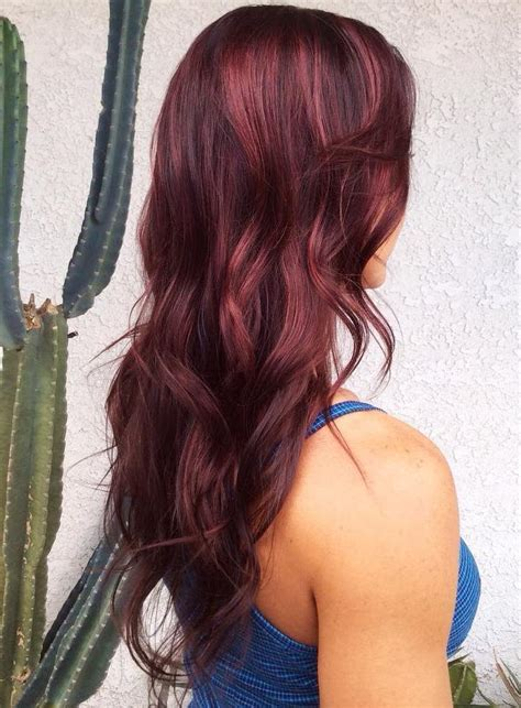 light burgundy hair color 50 shades of burgundy hair burgundy maroon
