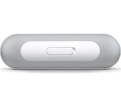 Cuci Gudang Speaker Bluetooth Beats Pill buy beats pill portable bluetooth wireless speaker white free delivery currys