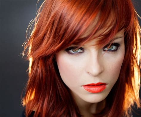 red hairstyles 2015 10 fiery crazy facts about redheads