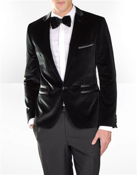 Blezer Black d g blazer in black velvet s fashion