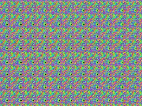 imagenes n 3d why some people can t see the hidden images in magic eye