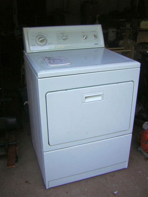 kenmore dryer kenmore gas dryer fuse location kenmore get free image