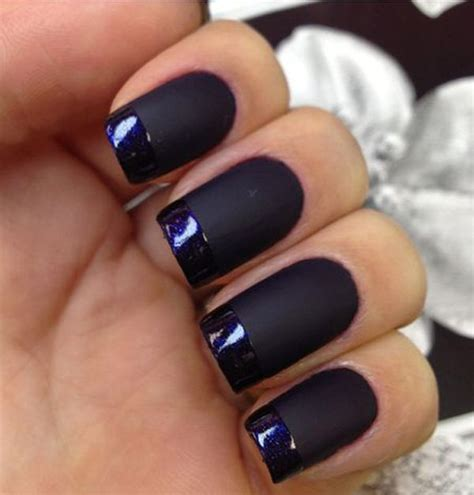 matte nail black matte nails www pixshark images galleries