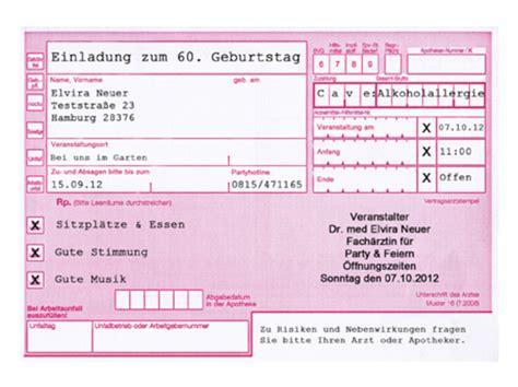 Muster Einladung Feier Einladungskarten 10 Einladung Als Rezept Partyverordnung Witzig Ein Designerst 252 Ck Sisa