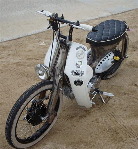 Kaos Honda C 70 modifikasi honda c 70 the pride of japan kompus