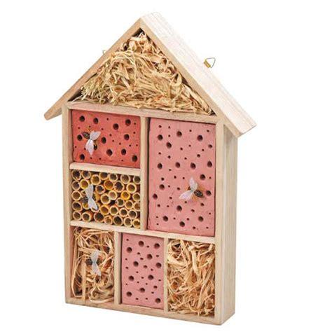Insektenhotel Zum Selber Bauen 68 by Bastel Set Insektenhotel Eine Wohnung F 252 R K 228 Fer Und Co