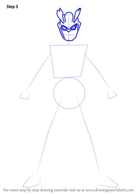 How To Draw Ultraman Zero