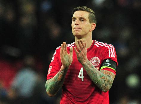 daniel agger 2018 haircut beard eyes weight
