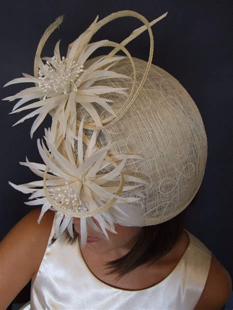 Vintage Bridal Hair Fascinators by Best 25 Wedding Hats Ideas On Wedding Hats