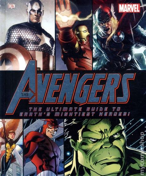 The Ultimate Guide Dk Publishing Ebooke Book the ultimate guide to earth s mightiest heroes hc 2012 dk publishing comic books