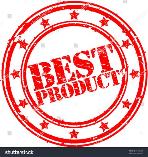 best product grunge best product rubber st vector stock vector