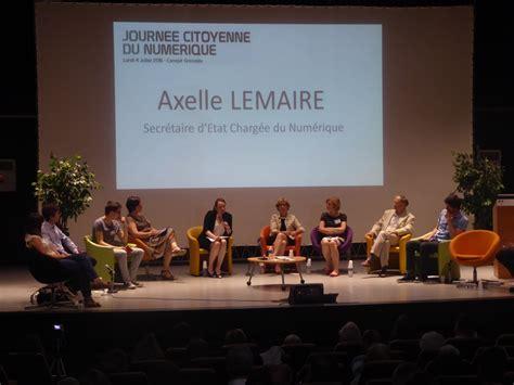 Cabinet Axelle Lemaire by Num 233 Rique Inside Une Semaine Dans Le Cabinet D Axelle