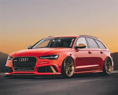 Audi A6 Folierung by Chameleon Folierung Am Audi A6 Rs6 C7 Avant By Tuningblog