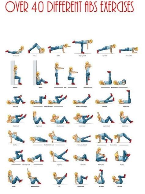 ab workouts in bed tabla de ejercicios tablas de ejercicio pinterest