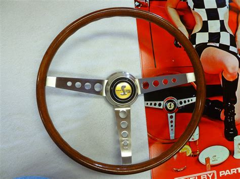 1968 69 nos real wood mustang and shelby steering wheel mustang car shelby auto parts 1965