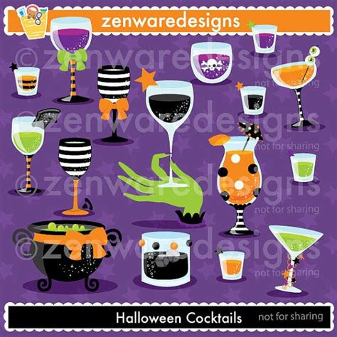 halloween martini clipart 153 best zenware designs images on pinterest cards