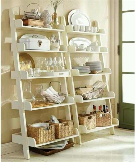 Kitchen Shelf Ideas by 56 Useful Kitchen Storage Ideas Digsdigs