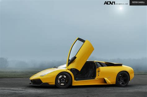 Lamborghini Ride Lamborghini Murcielago Rides On Adv 1 Wheels Autoevolution