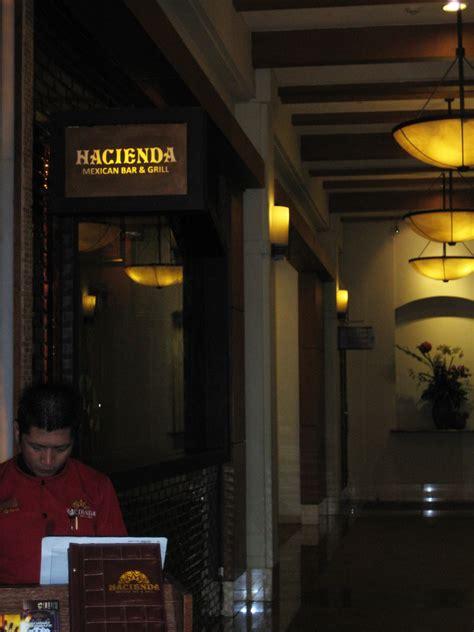 tasting diary hacienda mexican bargrill plaza senayan