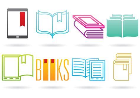 libro logo design love a books and e reader logos download free vector art stock graphics images