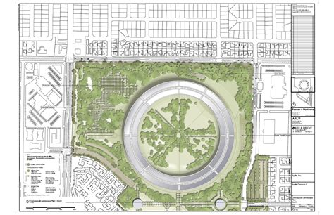 Bayshore Park Floor Plan gallery of more about foster partner s new apple campus