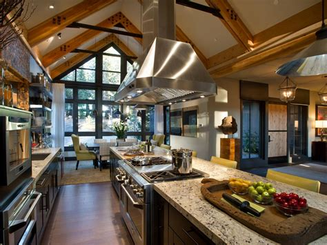 Rustic Modern Kitchen Ideas Ideas Hgtv Kitchen Ideas Design Cabinets Islands Kitchen Ideas Stunning Kitchen Island Design