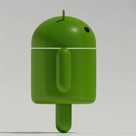 android mascot page does not exist cgtrader