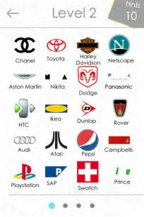 Famous logo quiz games worlds logo