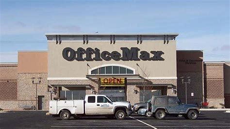 Office Max Boise by Ftc Gives Approval For Officemax Office Depot Merger