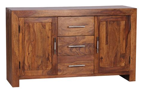 kommode um die ecke wohnling sideboard massivholz sheesham kommode 118 cm 3