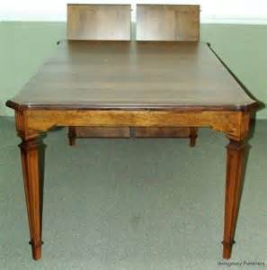 ethan allen american impressions dining table and chairs