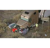 Dead 1 Critical After Lancaster Area Crash Highway 138 Reopens In