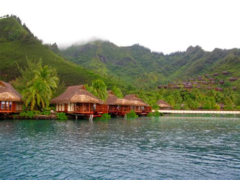 moorea overwater bungalow moorea water bungalows for affordable