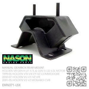 nason  manual gearbox mount  ls  motor holden