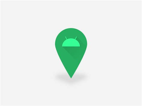 design app logo android android device manager app material design concept