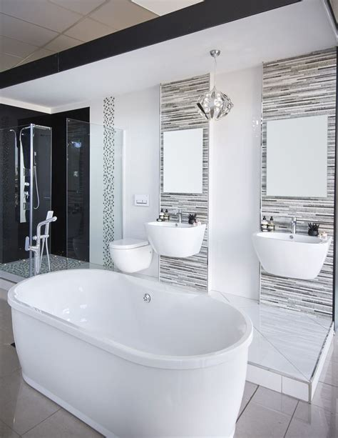 beautiful modern bathroom freestanding bath