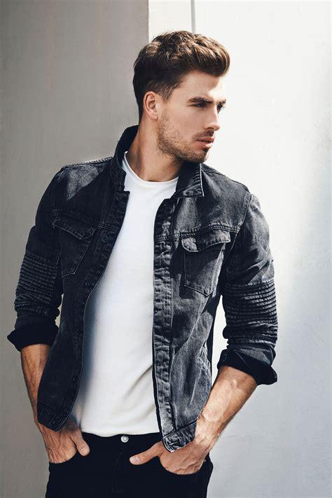 clothing company for 20 year old guys male model dima gornovskyi by photographer felix bernason