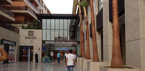Carré Eden Centre: shopping, supermarkets and Starbucks in the heart of Gueliz   Marrakech Riad