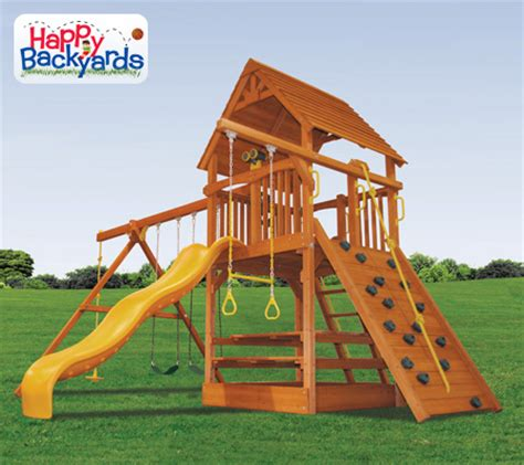 happy backyards happy backyards holiday gift guide swing sets happy
