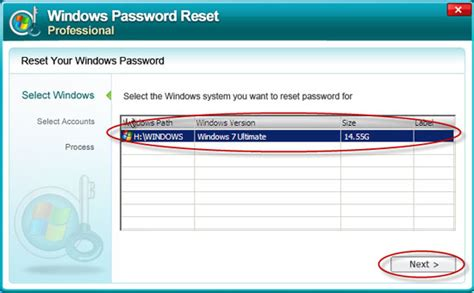 windows vista premium password reset free to crack or bypass the lost windows 7 password