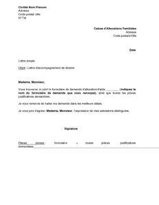 Modèle lettre envoi document style de lettre   Moto bip
