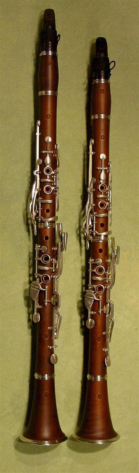 klarinetten historische holzblasinstrumente andreas schoeni