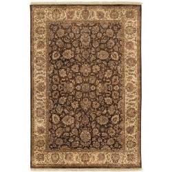artistic weavers tekamah brown 5 ft 6 in x 8 ft 6 in